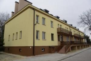 Administration building located at 4a Przemysłowa Street in Opole Lubelskie